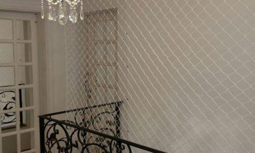 Redes de Proteção para Escadas na Zona Oeste